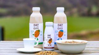 """挤奶爱尔兰燕麦:中部地区农民推出""""城市燕麦"""""""