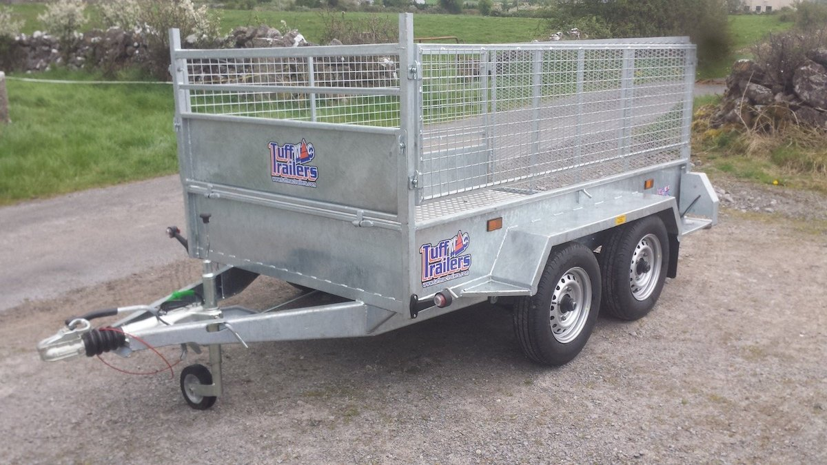 Gardaí appeal for info following theft of trailer