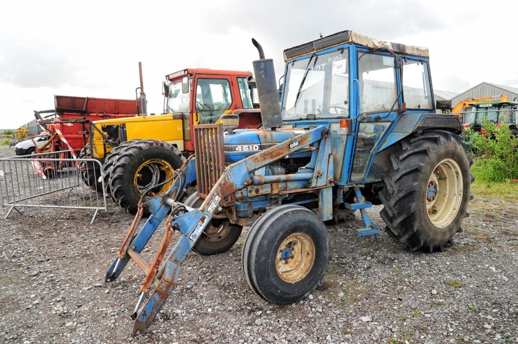 Ford at Wilso auctions