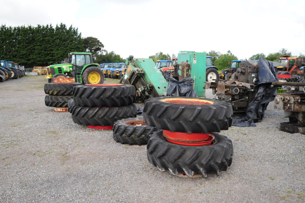 Tyres sold by Wilsons