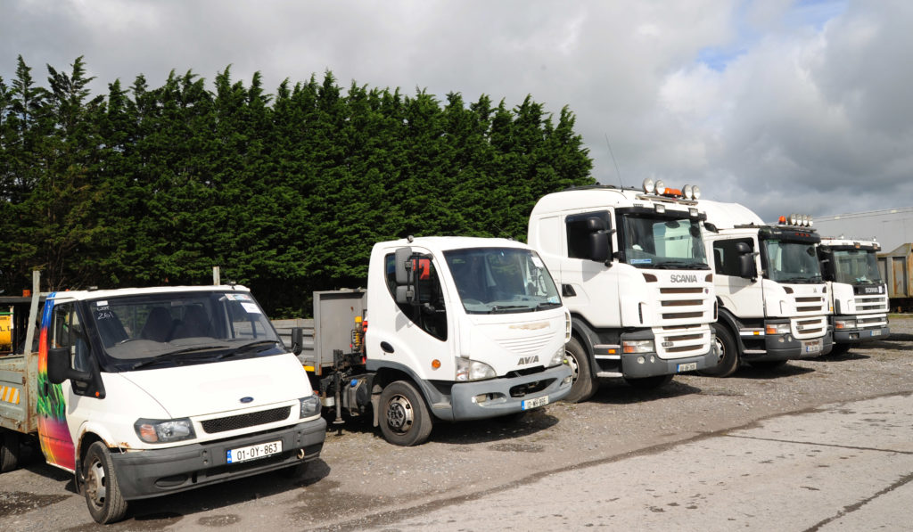 Trucks at Wilsons Auctions