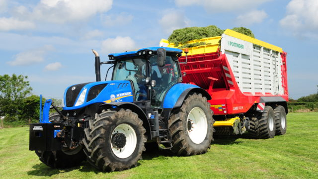 Pottinger announces the arrival of its new Jumbo