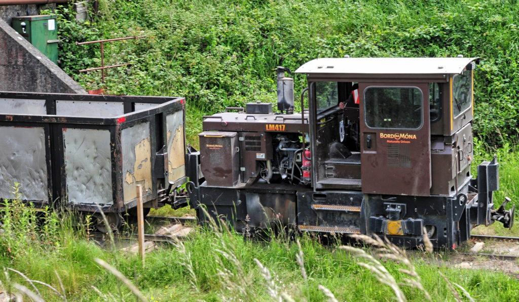 Edenderry peat railway