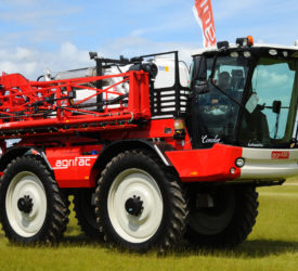 Michelin extends range of 'improved flexion' row crop tyres