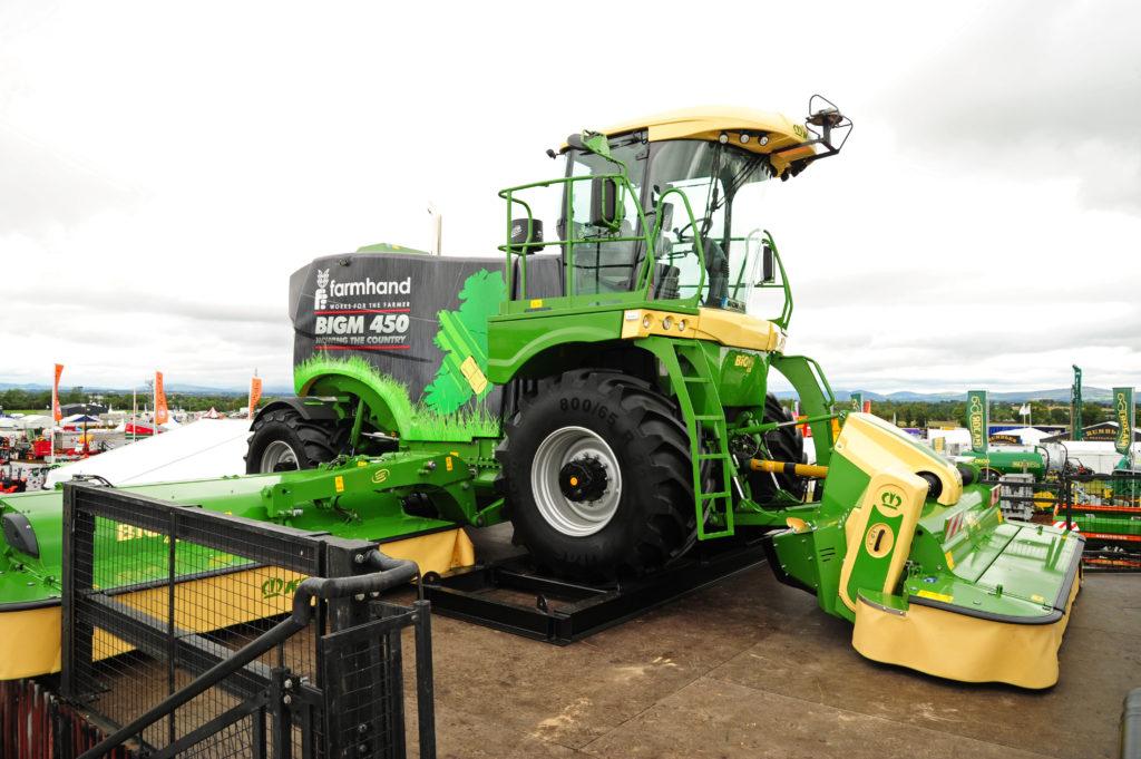 Ploughing match Farmhand