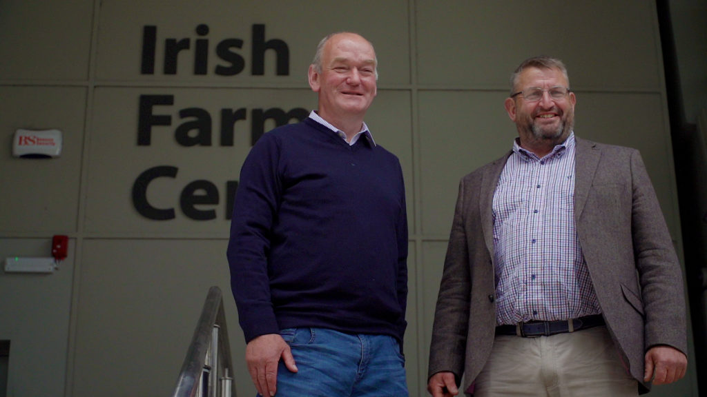 campaign launch by IFA members farm centre