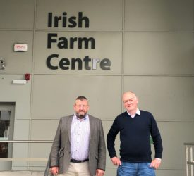 IFA rebels launch campaign for coupled payment at Farm Centre