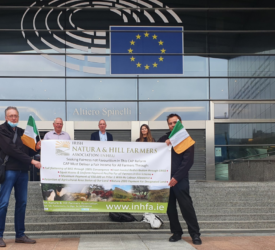 'Fairness for 73,0000 farmers' is aim of INHFA trip to Brussels