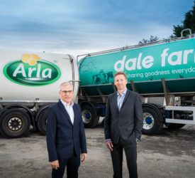 Dale Farm signs supply deal with Arla Foods