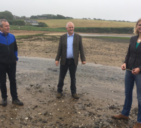 Improvements in water quality in Wexford as a result of farmer-led project