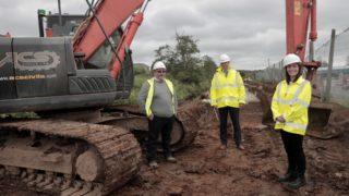 £拨付1900万用于NI防洪工程