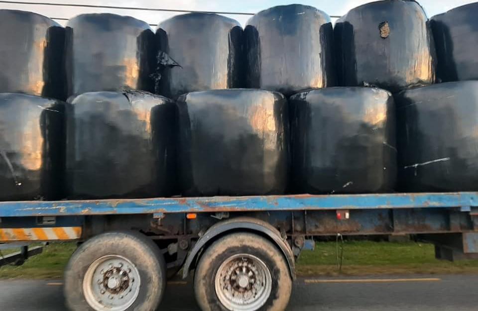 Image source Garda Siochana Kilkenny Carlow Tractor Bales