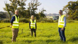 Irish Water unveils plan to support biodiversity at nationwide sites