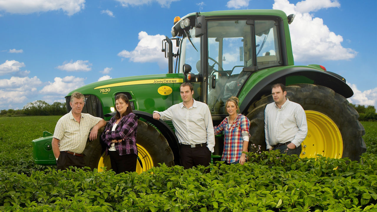 Potatoes continue to pack a punch for family enterprise