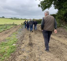 Farm open days return with a focus on robotic milking