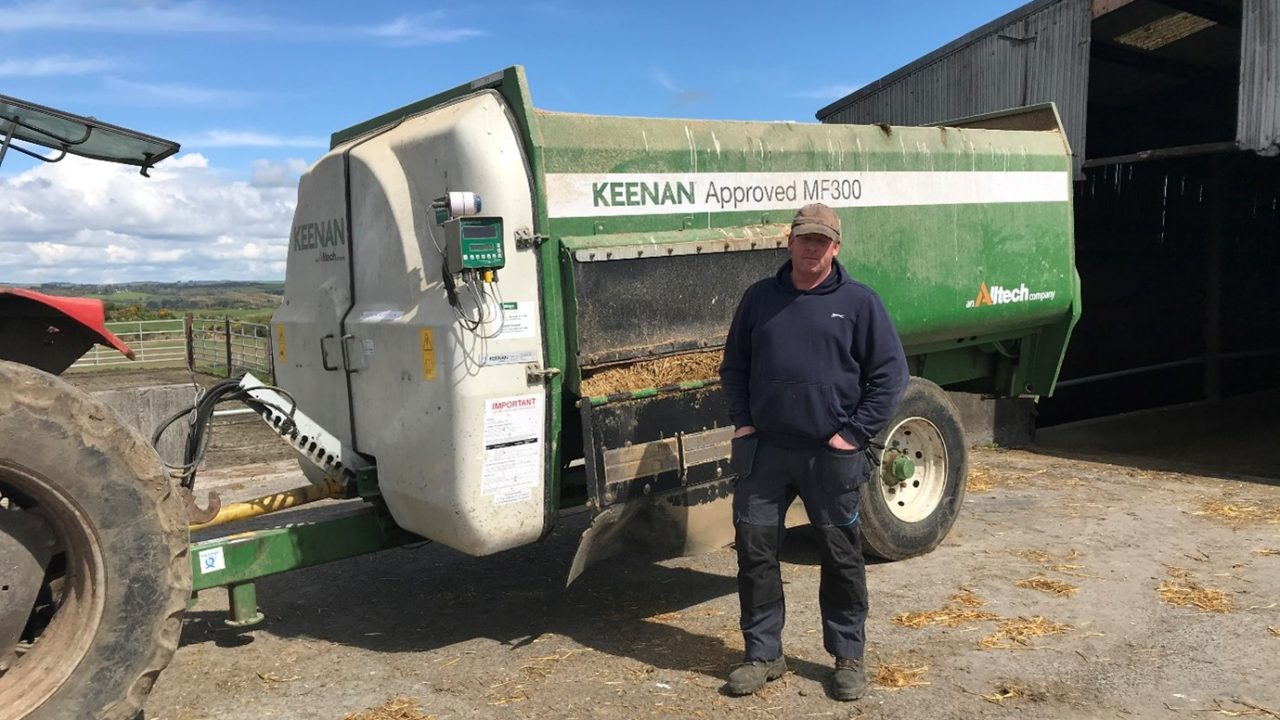 How a 130ac Waterford farm gained a 10% increase in milk yields