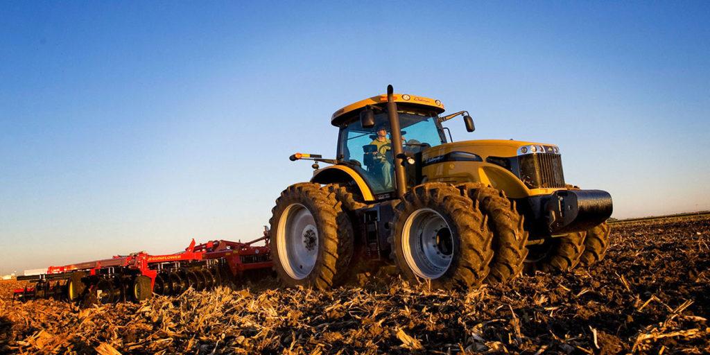 Challener tractor in eve
