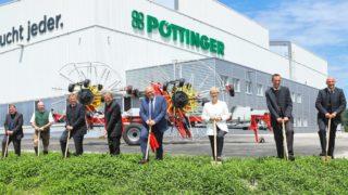 波廷格以新一轮打捆机工厂开拓更多天地