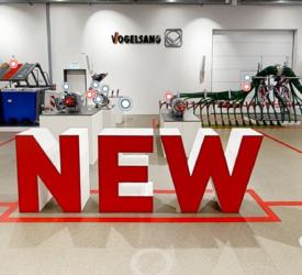 Vogelsang to market vacuum tanker equipment virtually