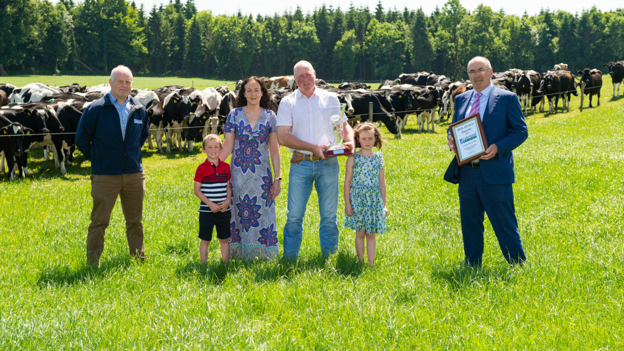 Longford and Tyrone families winners in Lakeland Milk Quality Awards