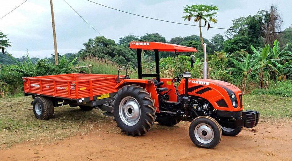 Ursus tractor eastern