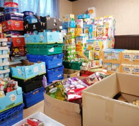 'Children seeking help for their families on food poverty'