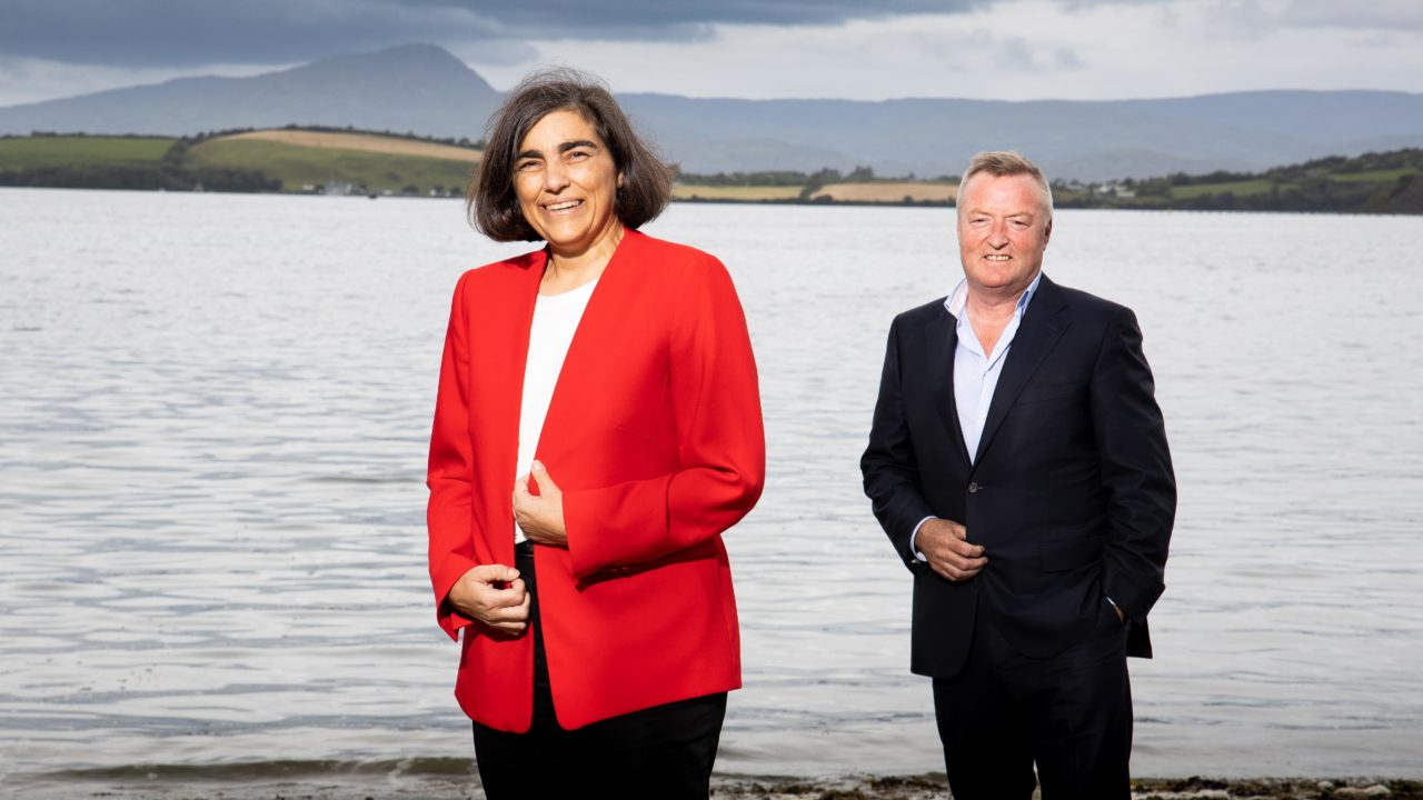 Proposed Bantry Bay green-energy facility could reduce 2.4m tonnes carbon/year