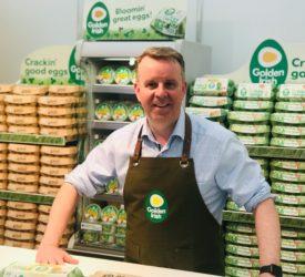 Irish free range eggs reach South East Asia market