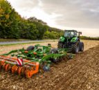 New Amazone cultivator suitable for smaller farms