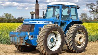 一辆售价21万体育betway客户端英镑的乡村拖拉机证明了他们的吸引力
