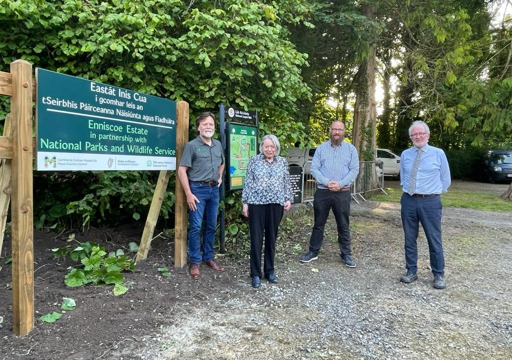New nature reserve to be established on 17th century estate
