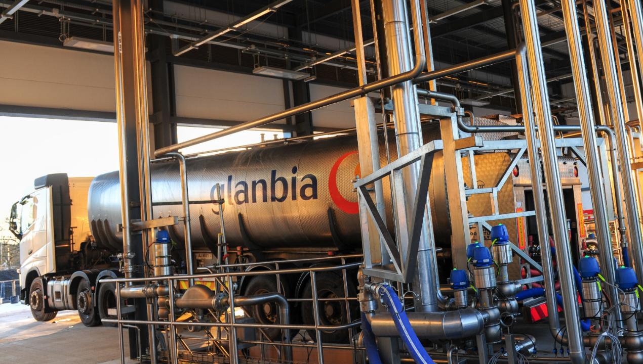 Glanbia announces milk price increase for September