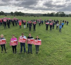 Offaly family seeks compromise to avoid vulture fund sale of family farm