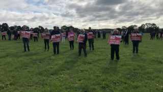 Farm at centre of IFA protest withdrawn from auction