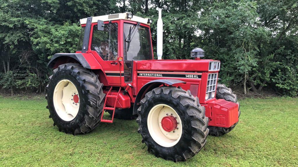 International 1455XL in good condition