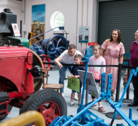 Agricultural machinery features in new museum exhibition