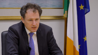 Interview: Minister Charlie McConalogue discusses climate bill