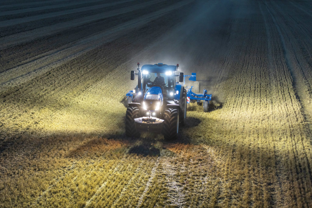 data collection unit by New Holland T7