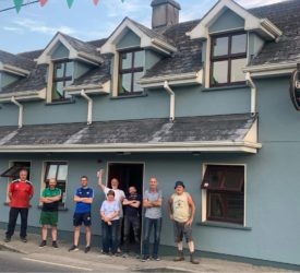 Rural pub saved by actions of 'Village' people