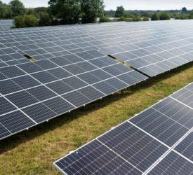 Largest solar farm in Ireland opens in Cork