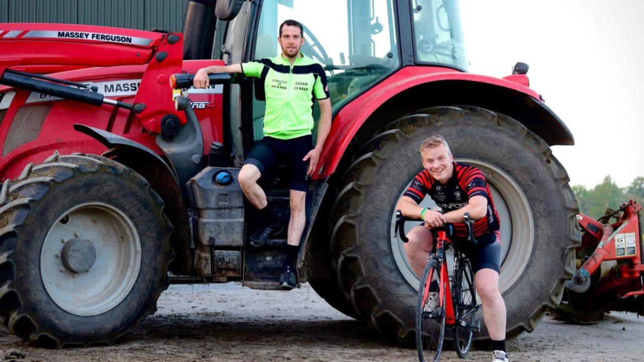 Macra links up with Ultra Cyclists for 'wild' charity challenge