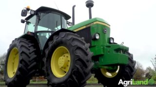 AgriLand finds a 'true classic' – in the shape of a stunning John Deere 3050