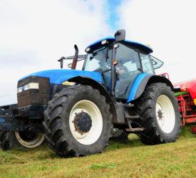 家庭农场青睐福特-机械焦点