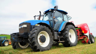 Family farm favours Fords – Machinery Focus