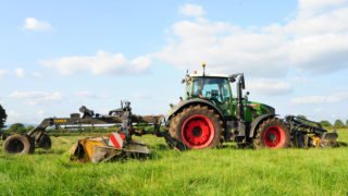 Machinery Focus: Video – Tanco's trailed mowers in operation in Tipperary