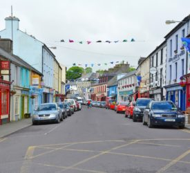 €7m fund for streetscape and shopfront enhancement in rural areas