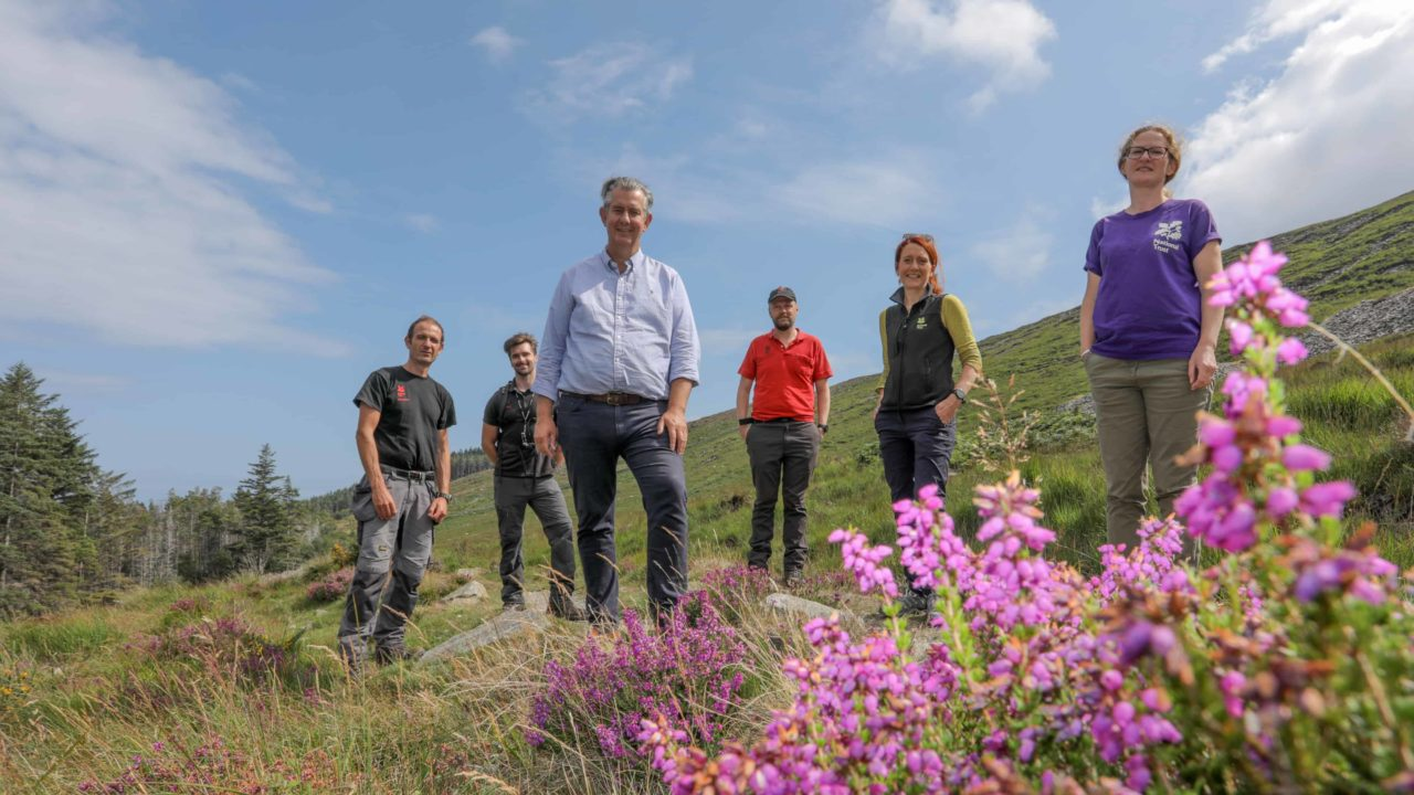 Further £4.3 million to back for NI environmental projects