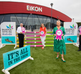 2021 Balmoral Show to require test or proof of vaccine for entry