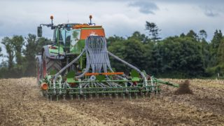 Amazone Cirrus combination drill earns its crust planting