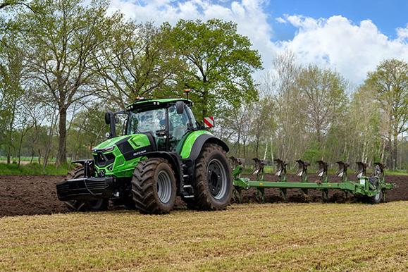 Deutz Fahr tractor boost sales by 24.6%